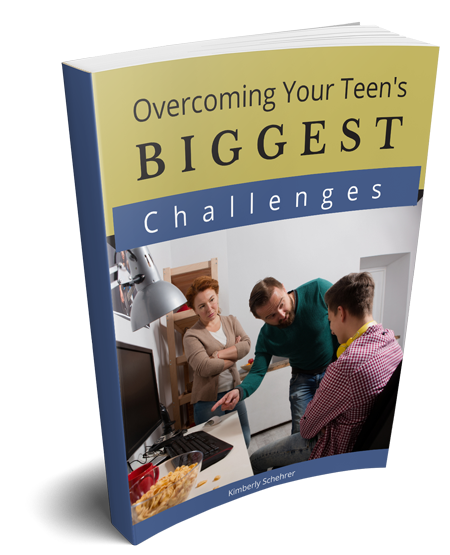 Free eBook - Overcoming Your Teen's Biggest Challenges